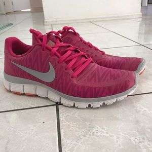 cdf907687d0f Women s Nike Free 5.0 V4 Running Shoe on Poshmark